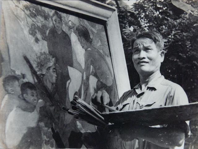 Họa sỹ Nguyễn Hiêm - Những điều chưa biết