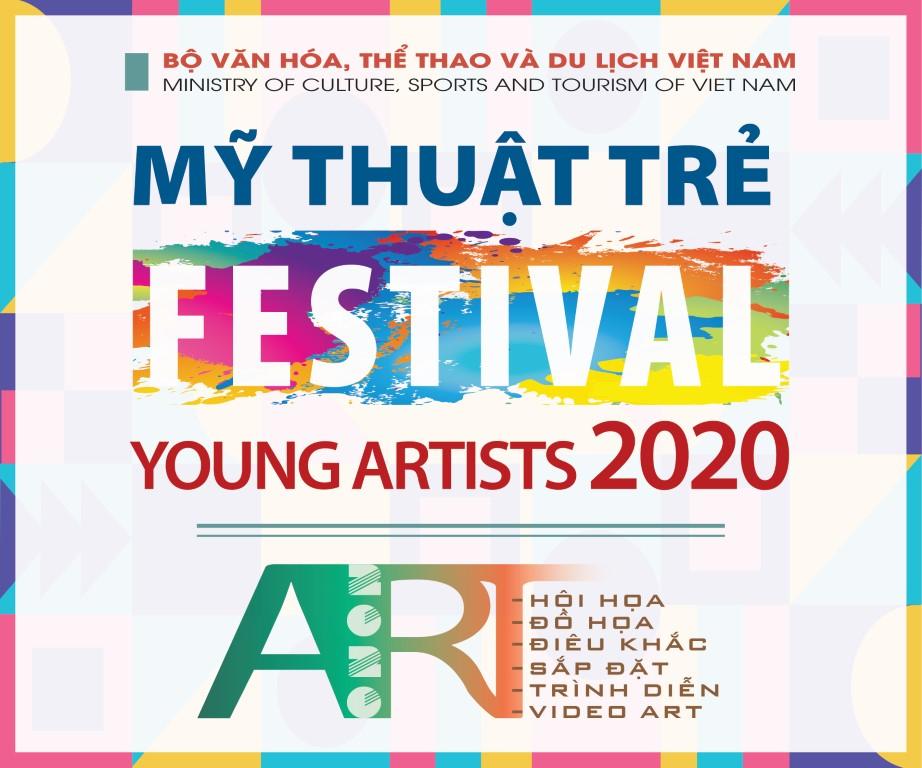 THÔNG BÁO SỐ 01 - Festival Mỹ thuật trẻ 2020