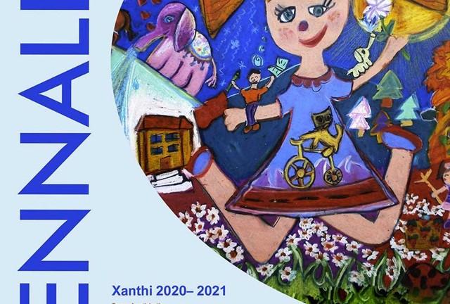 Thông báo về Cuộc thi nghệ thuật dành cho trẻ em BIENNALE 2020 - 2021 lần thứ 9