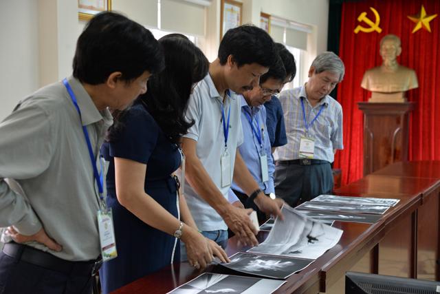 Tuyển chọn trưng bày và chấm giải thưởng Cuộc thi và Triển lãm Ảnh nghệ thuật Việt Nam 2020