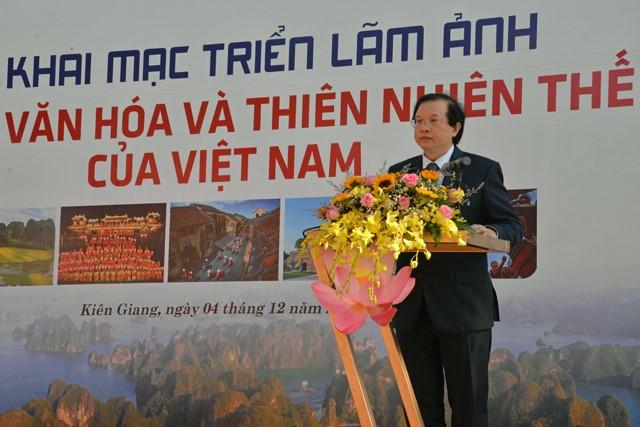 Triển lãm ảnh các Di sản văn hóa và thiên nhiên thế giới của Việt Nam