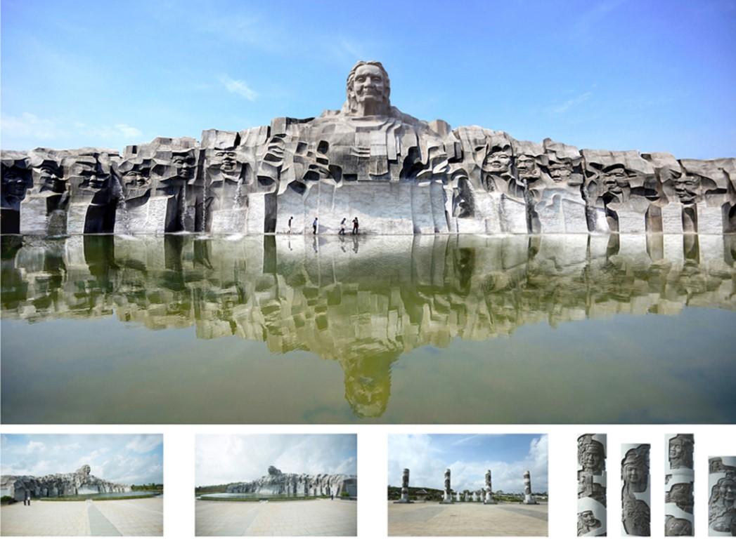 Tượng đài Bà Mẹ Việt Nam anh hùng-2014, Huy Chương Vàng, Đinh Gia Thắng (Đà Nẵng)