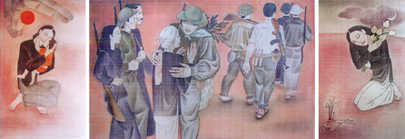 Tổ quốc gọi-2015, lụa, Giải KK, Lê Thị Kim Bạch (Tp.HCM)