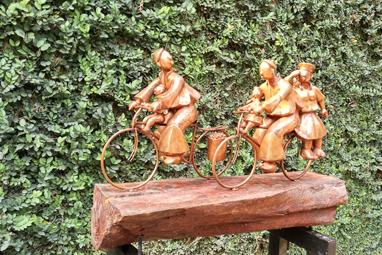 Phiên chợ chiều-2011, Đồng mạ, Huy chương Bạc, Phạm Thái Bình(Hà Nội)